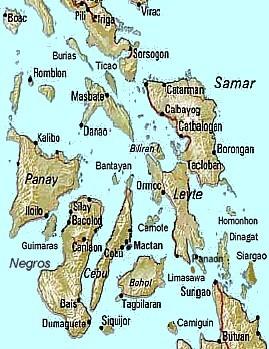 Census Ng Visayas,