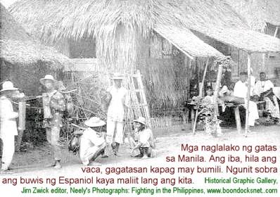 Ang Wakas, at Kinabukasan, ni Mabini