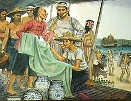 Ancient China Trade