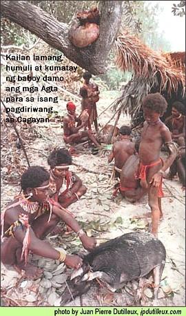 mga unang pilipino sa cagayán nuóng nakaraán narating ng mga taong